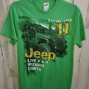 Delta Proweight Men's Jeep Rugged Cotton Vintage S
